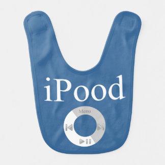 iPood Baby Humor Bib