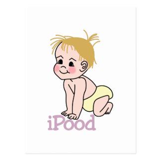iPood Postcard