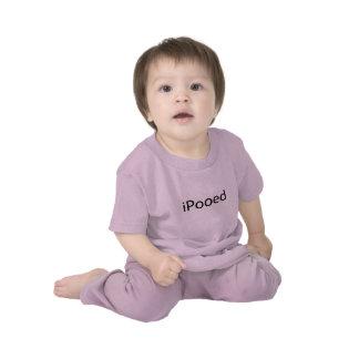iPooed t-shirt 6 mos