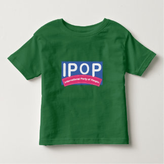 Ipop - International Party Of Pimpin T-shirts