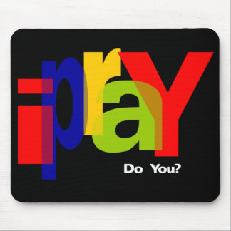 ipraY Mouse Pad