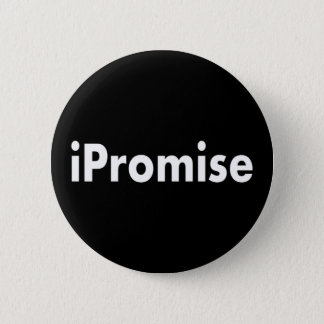 iPromise 2 Inch Round Button