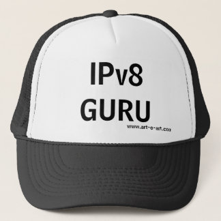 IPv8 GURU hat