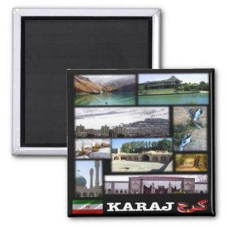IR - Iran - Karaj - Mosaic Magnet