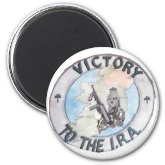 IRA logo Refrigerator Magnets