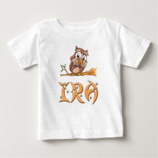 Ira Owl Baby T-Shirt