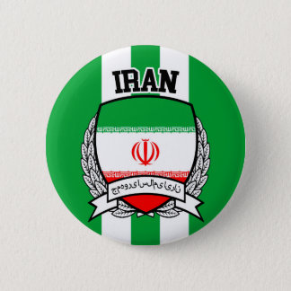 Iran 2 Inch Round Button