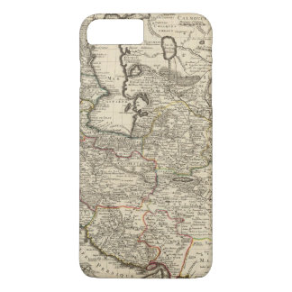 Iran, Afghanistan, Pakistan iPhone 7 Plus Case