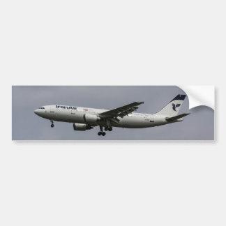 Iran Air Airbus A300 Bumper Sticker