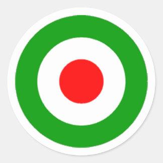 Iran Air Force Roundel Classic Round Sticker