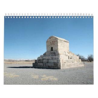 Iran Architecture Wall Calendar