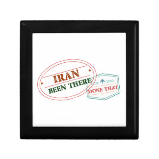 Iran Been There Done That Gift Box