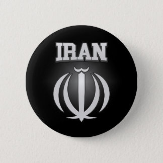Iran Coat of Arms 2 Inch Round Button