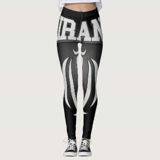 Iran Coat of Arms Leggings