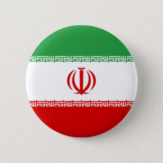 Iran Flag 2 Inch Round Button