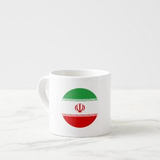 Iran Flag Espresso Cup