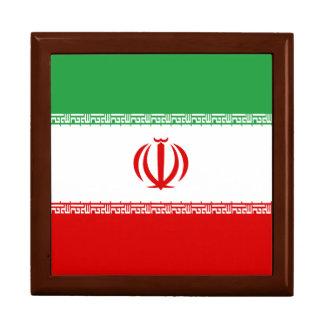Iran Flag Gift Box