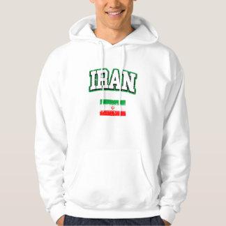 Iran Flag Hoodie