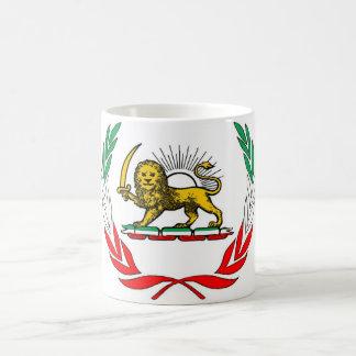 iran flag magic mug