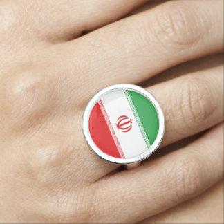Iran Flag Ring