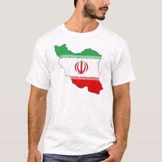 Iran IR , Flag, Coat of arms جمهوری اسلامی ایران T-Shirt