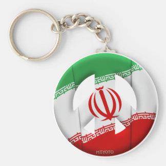 Iran Keychain