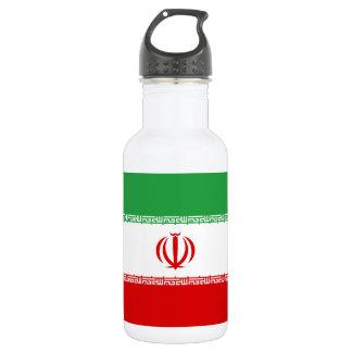 Iran National World Flag