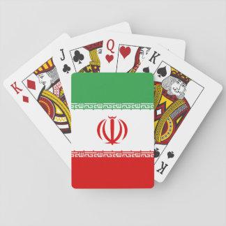 Iran National World Flag Playing Cards