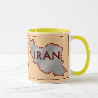 Iran Peace mug