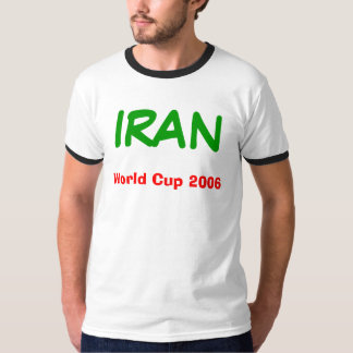IRAN, World Cup 2006 T-Shirt
