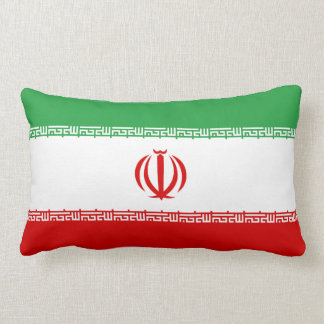 Iranian (Persian) flag pillow