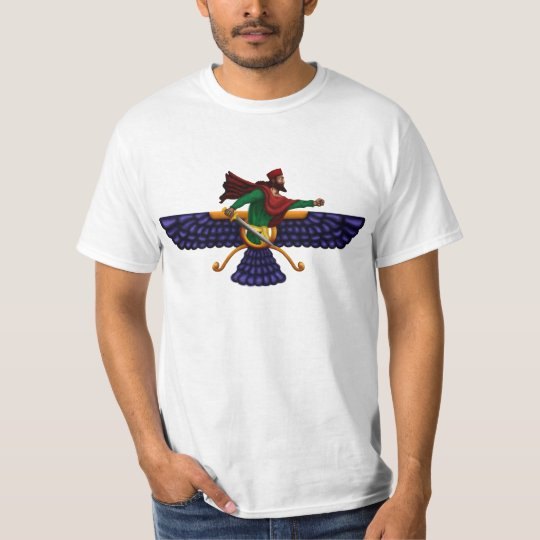 Iranian Warrior's T-Shirt