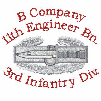 Iraq Campaign Ribbon & CAB Unit Shirt