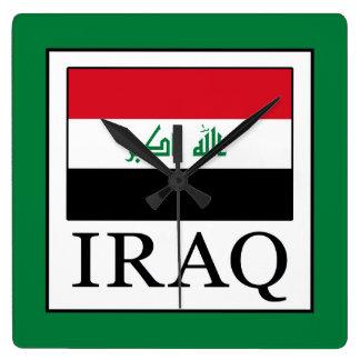 Iraq Clock