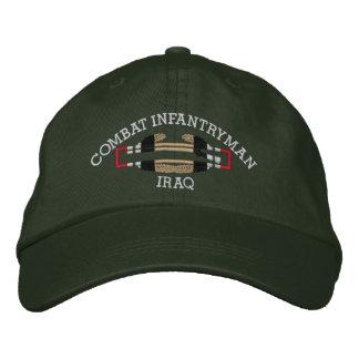 Iraq Combat Infantryman Badge Hat