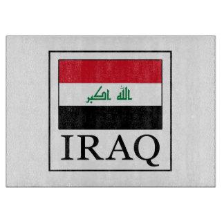 Iraq Cutting Board