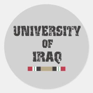 Iraq D 2 sticker