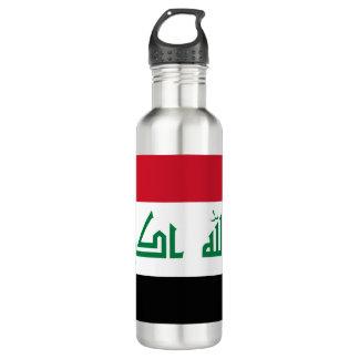 Iraq Flag 710 Ml Water Bottle