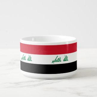 Iraq Flag Bowl