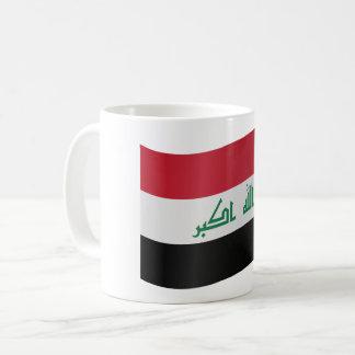 Iraq Flag Coffee Mug