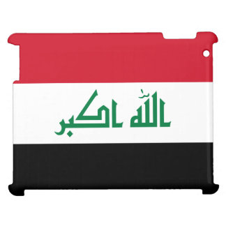 Iraq Flag Cover For The iPad