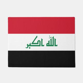 Iraq Flag Doormat