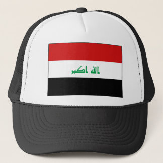 Iraq Flag Hat