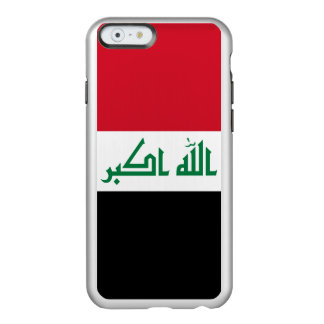 Iraq Flag Incipio Feather® Shine iPhone 6 Case