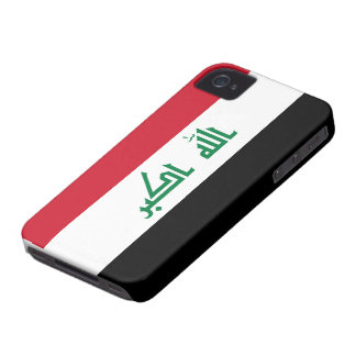 Iraq Flag iphone 4 case