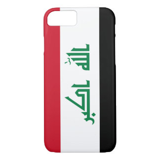 Iraq Flag iPhone 8/7 Case