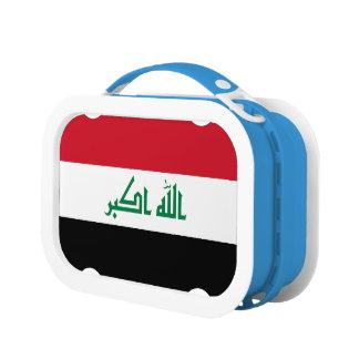 Iraq Flag Lunch Box