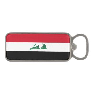 Iraq Flag Magnetic Bottle Opener