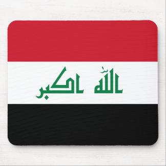 Iraq Flag Mouse Pad