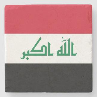 Iraq Flag Stone Coaster